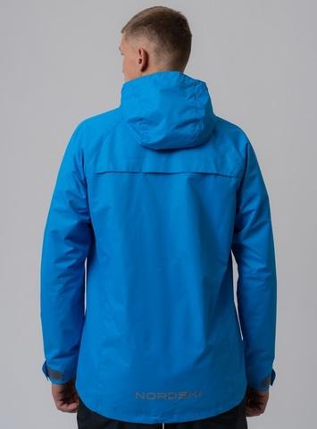 Nordski Motion ветрозащитная куртка мужская blue