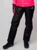 Nordski Premium утепленные лыжные брюки женские black - 1