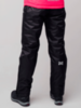 Nordski Premium утепленные лыжные брюки женские black - 2