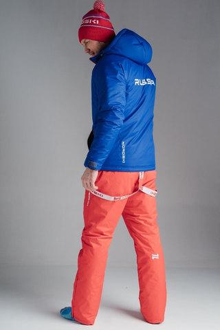 Nordski Motion Patriot утепленный лыжный костюм женский