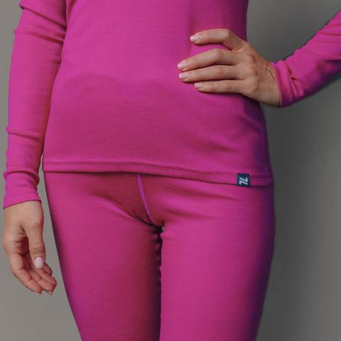 Nordski Warm комплект термобелья женский purple