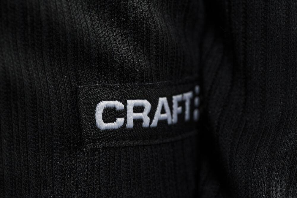Craft Baselayer комплект термобелья детский черный - 3