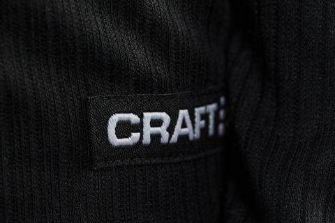Craft Baselayer комплект термобелья детский черный
