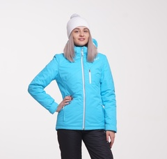 Nordski Active женская утепленная лыжная куртка голубая