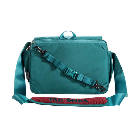 Tatonka Baron городская сумка teal green