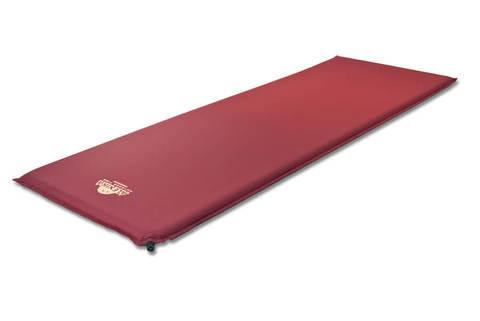 Alexika Trekking 60 самонадувающийся коврик burgundy red