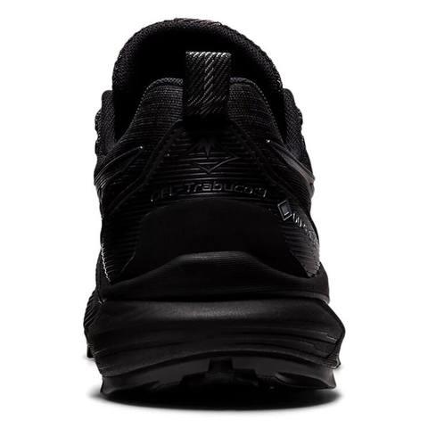 Asics Gel Fujitrabuco 9 GoreTex кроссовки для бега мужские черные (Распродажа)