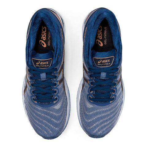 Asics Gel Nimbus 22 кроссовки для бега мужские синие