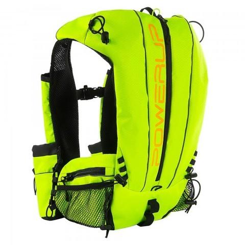 PowerUp Mountain Ultra Race рюкзак для бега лайм