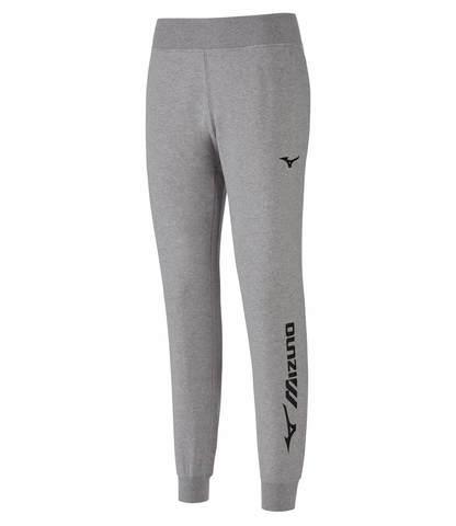 Mizuno Terry Pant мужские спортивные брюки серые