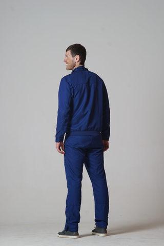 Nordski Sport брюки для бега мужские темно-синие