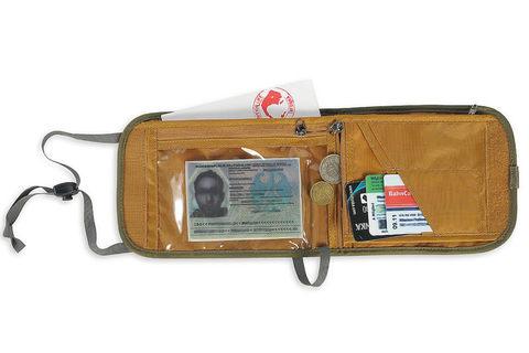 Tatonka Hang Loose RFID B кошелек black