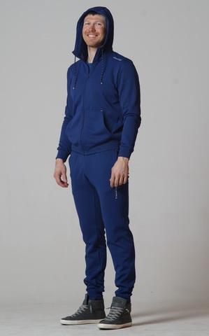 Nordski Hood Cuffed костюм мужской темно-синий