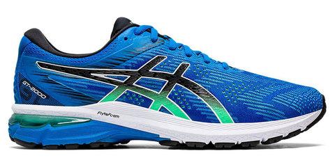 Asics Gt 2000 8 беговые кроссовки мужские синие