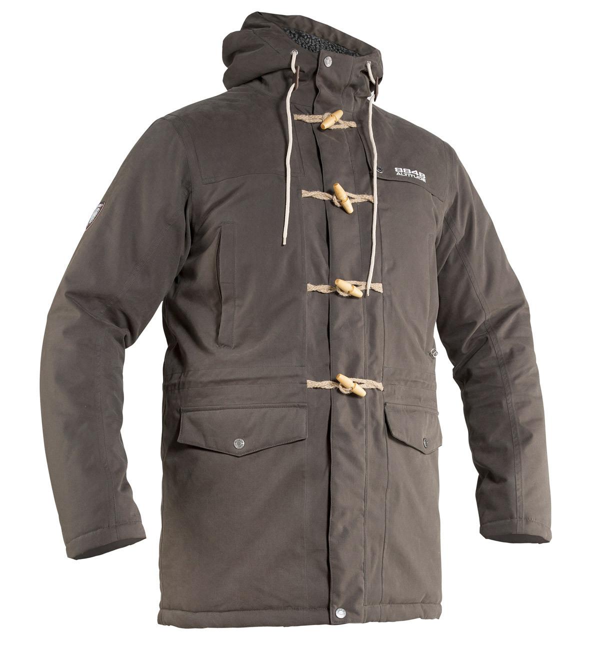 Куртка-парка 8848 Altitude Bobby Brown