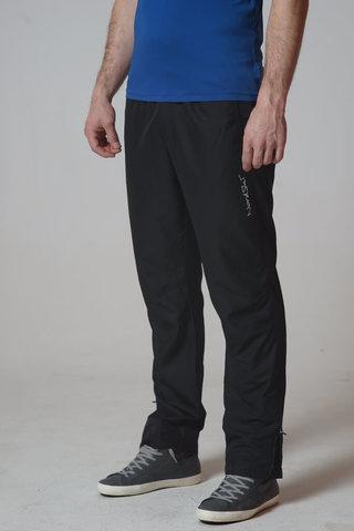 Nordski Sport брюки для бега мужские черные