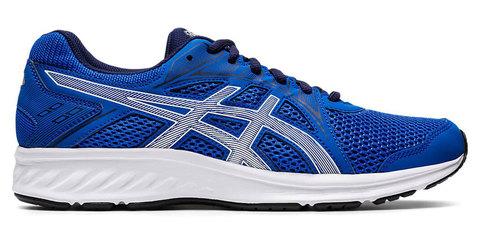 Asics Jolt 2 кроссовки для бега мужские синие-белые