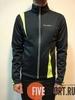 Nordski Active детская разминочная куртка black-lime - 2