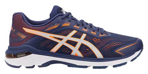 Asics Gt 2000 7 Wide 2E кроссовки беговые мужские синие