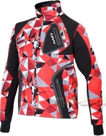 Лыжная Куртка One Way Carnic diamond red - 2