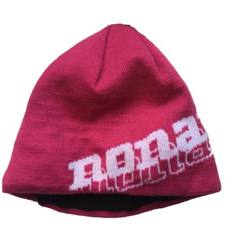 Noname Wind лыжная шапка с ветрозащитой розовая