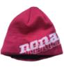 Noname Wind лыжная шапка с ветрозащитой розовая - 1
