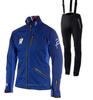 Лыжный костюм ST Pro Dressed Blue унисекс - 1