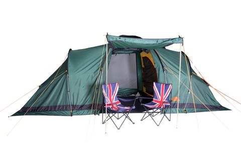 Alexika Maxima 6 Luxe кемпинговая палатка шестиместная