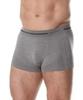 Термобелье мужское Brubeck Comfort Wool боксеры серые - 1