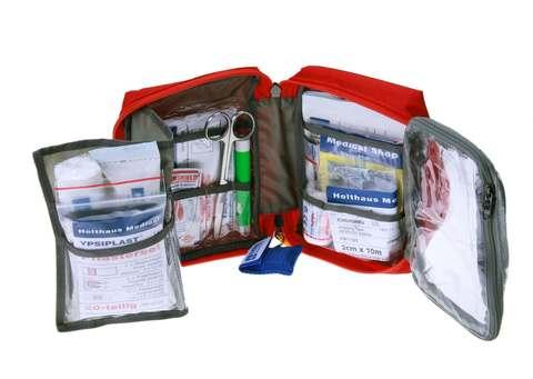 Tatonka First Aid S туристическая аптечка красная