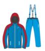 Nordski National прогулочный лыжный костюм мужской Blue - 3