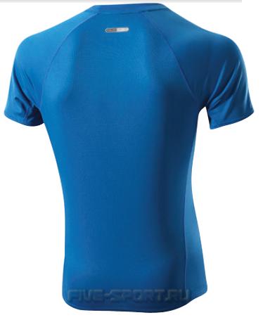 Mizuno DryLite Cooltouch Tee Футболка мужская беговая - 2
