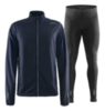 Craft Mind Run мужской костюм для бега темно-синий - 1