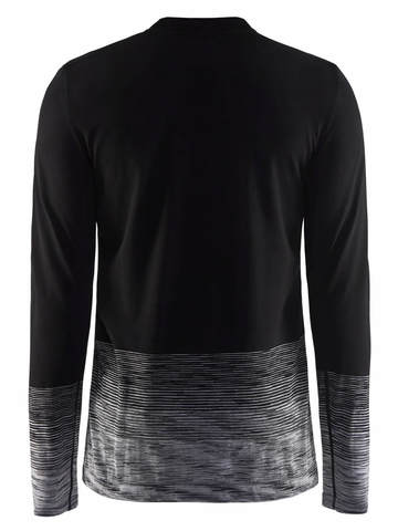 Craft Wool Comfort 2.0 термобелье мужское рубашка на молнии