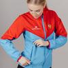 Nordski Sport куртка для бега женская red-blue - 3