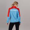 Nordski Sport куртка для бега женская red-blue - 2