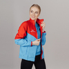 Nordski Sport куртка для бега женская red-blue - 1