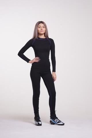 Nordski Active женский комплект термобелья черный