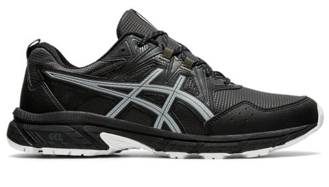 Asics Gel Venture 8 AWL кроссовки-внедорожники для бега мужские черные (Распродажа)