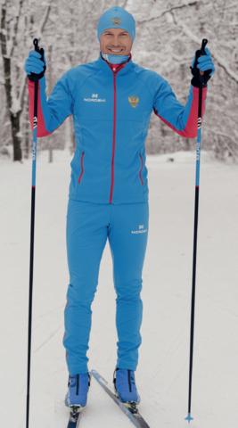 Nordski Elite RUS лыжный костюм мужской