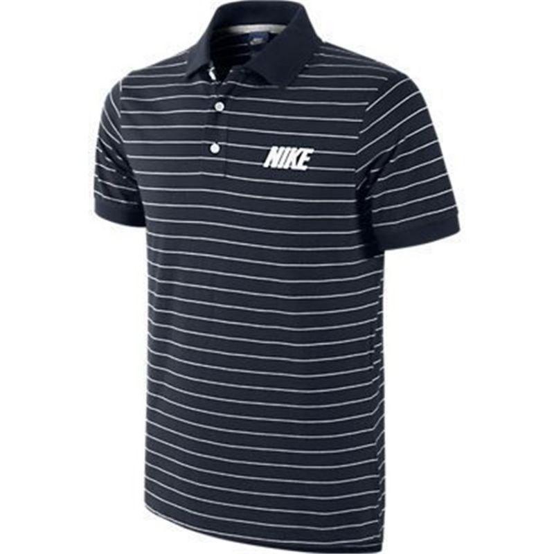 Футболка Nike Matchup Polo чёрная