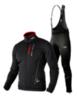 Victory Code Speed Warm лыжный костюм black - 1