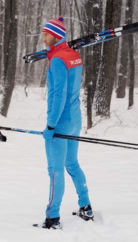 Nordski Pro RUS лыжный костюм мужской