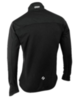 Olly Warm лыжная разминочная куртка black - 2