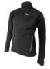 Olly Warm лыжная разминочная куртка black - 1
