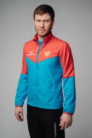 Nordski Sport Motion костюм для бега мужской blue-black