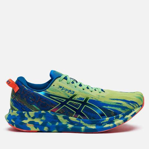 Asics Gel Noosa Tri 13 кроссовки для бега мужские синие-зеленые