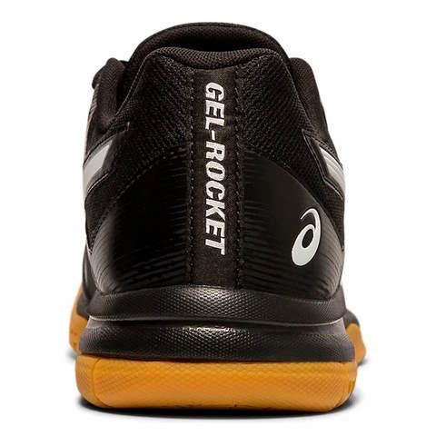 Asics Gel Rocket 9 кроссовки волейбольные мужские черные (РАСПРОДАЖА)