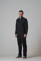Nordski Sport костюм для бега мужской black