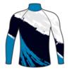 Nordski Premium лыжный гоночный комбинезон deep blue-white - 4